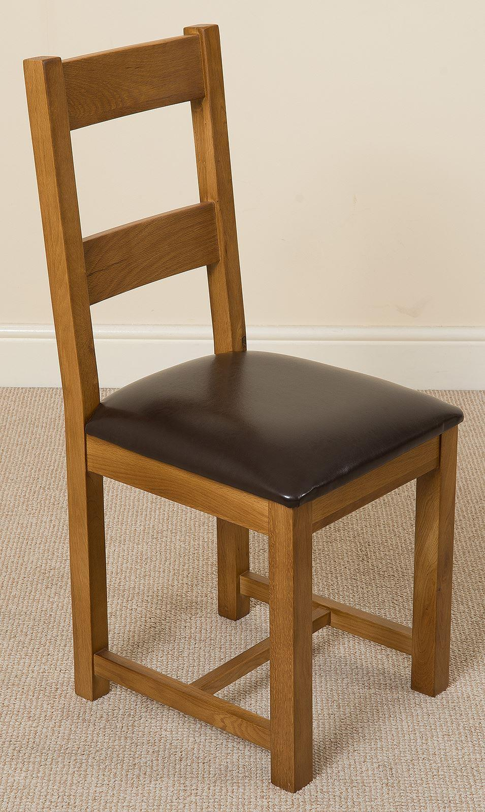 Lincoln rustic oak amp brown leather braced dining chair for  : 6C08EF3584CD3D73C7B6BA726CB605ED from www.go-furniture.co.uk size 955 x 1600 jpeg 275kB