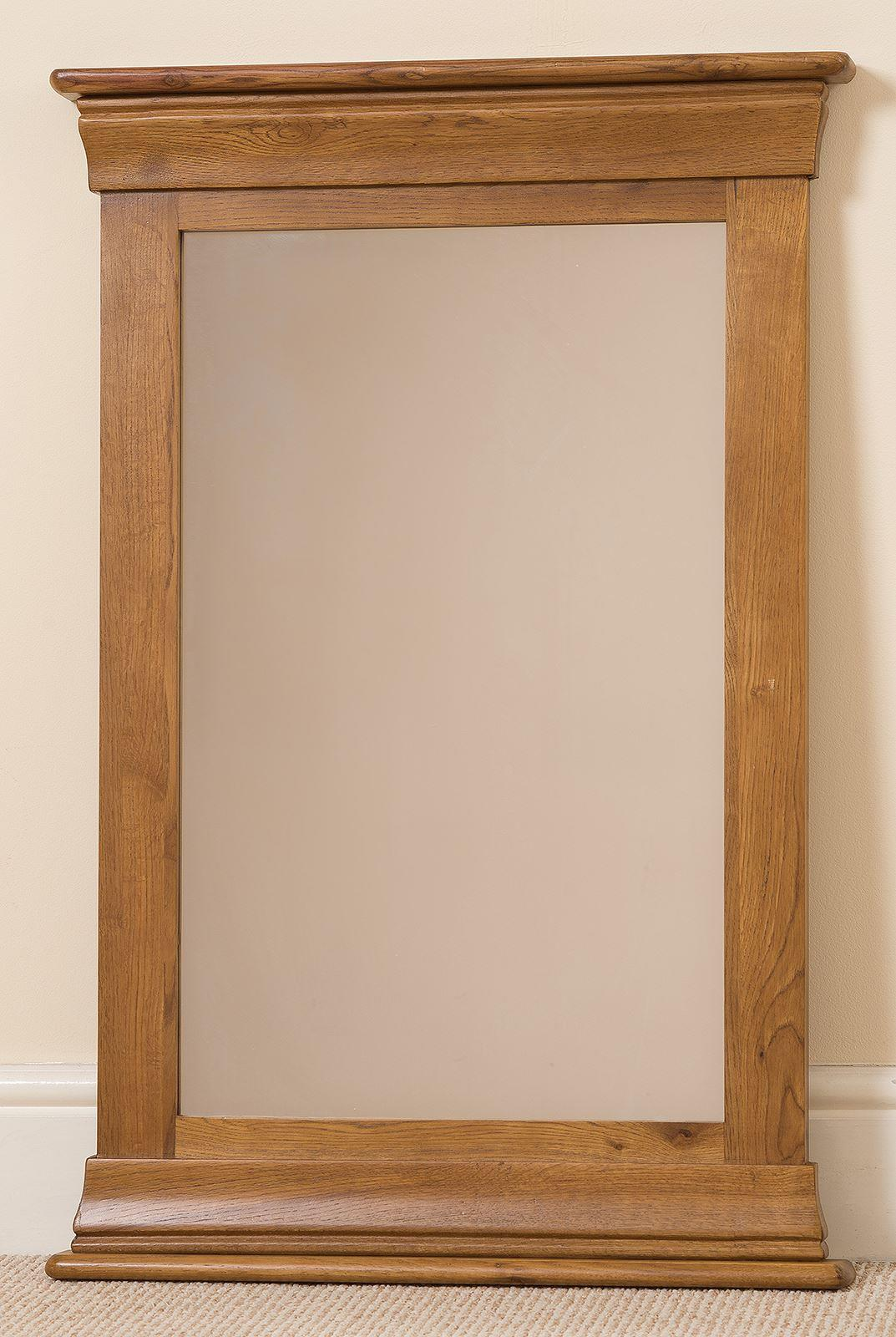 French Chateau Rustic Wall Mirror