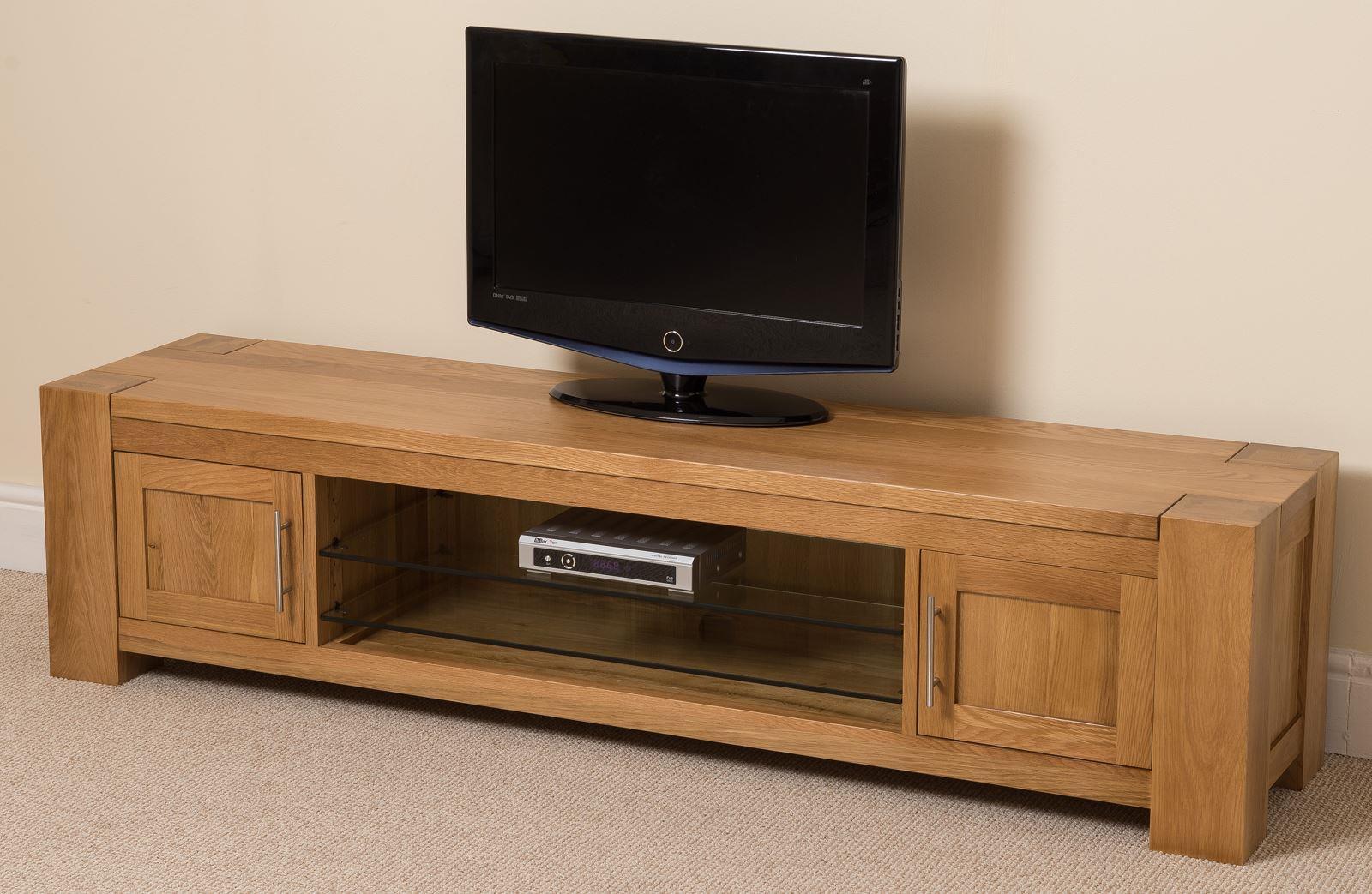 Kuba Solid Widescreen TV Cabinet