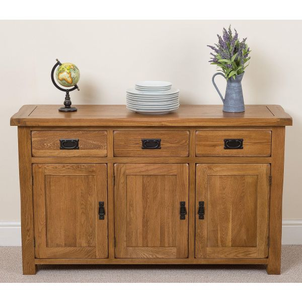 Cotswold Large Sideboard - Face On
