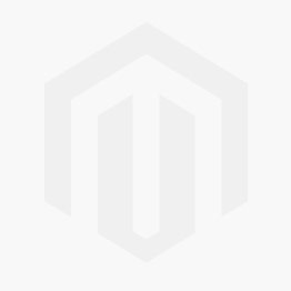 Channel Gold Glass and Chrome Coffee Table