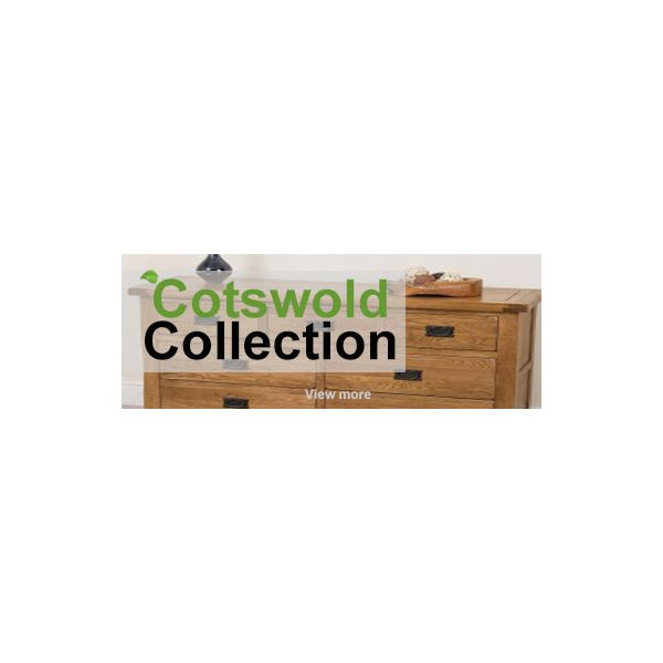 Solid Oak Cotswold Furniture  Collection