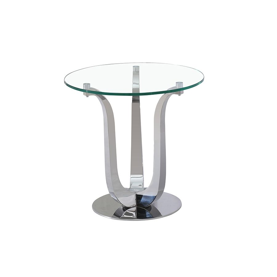 Coffee Table living room Oslo 60 x 60 cm Matte Black